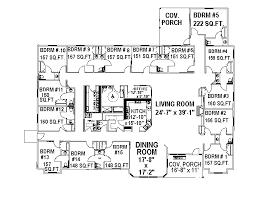12 Bedroom House Plans Bedroom At Real Estate 12 Bedroom House Plans