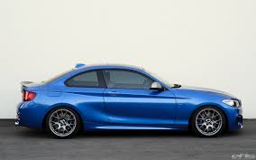 bmw beamer blue an estoril blue bmw m235i build by european auto source featuring