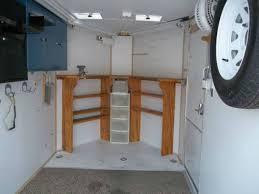 v nose enclosed trailer cabinets enclosed trailer cabinets v nose images lc pinterest enclosed