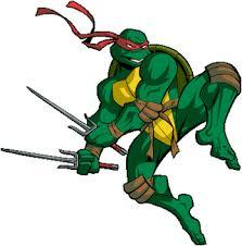 large red raphael ninja turtle pixel throw pillow u2013 ninja