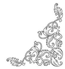 corner ornaments vector images 8 200