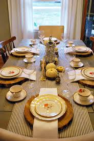 vintage thanksgiving dinnerware thanksgiving tablescapes thewhitebuffalostylingco com