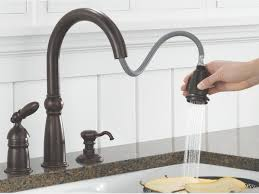 touch kitchen faucet grohe 31359dc0 minta touch kitchen faucet w