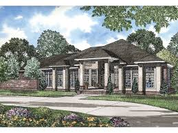 luxury patio home plans scenic ridge luxury home plan 055s 0029 house plans and more