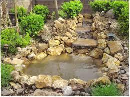 pond waterfall ideas nice home zone