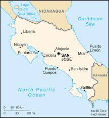san jose costa rica on map file costa rica map png wikimedia commons