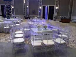 clear chiavari chairs clear acrylic chiavari chair available for rent or sale within