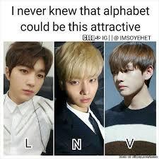Alphabet Meme - indeed meme center meme and k pop