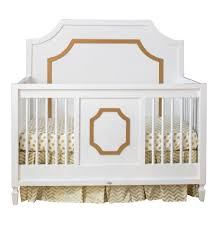 Sorelle Princeton 4 In 1 Convertible Crib With Changer by Bedroom Awesome Gold Sorelle Vicki Crib For Elegant Nursery