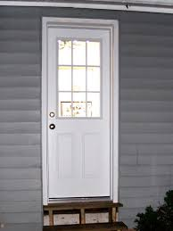 how to frame a door opening how to install french doors hgtv