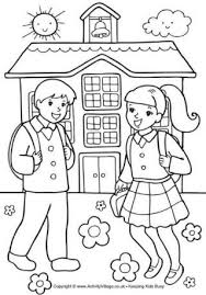 parts of the body coloring pages for preschool colouring pages