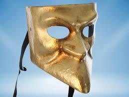 bauta mask mask
