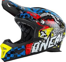 oneal motocross gear oneal pike bicycle helmets white free delivery oneal motocross