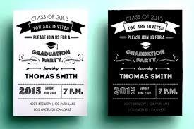 printable graduation invitation design template example sample