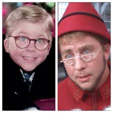 A Christmas Story Meme - ralphie from a christmas story also plays an elf in elf my