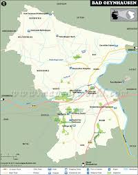 Maps Germany by Bad Oeynhausen Map City Map Of Bad Oeynhausen Germany