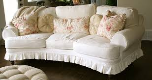 Curved Sofa Sectional Modern by Beautiful Modern Curved Sofa With Soft Couch Design In White