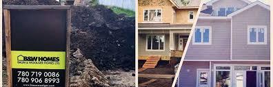 1 Builder of Infill Homes Edmonton AB Baum & Woolger