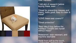 Chair Protection Smartseat Dining Chair Cover And Protector Sandstone Tan Pack