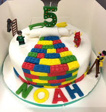 lego birthday cakes brick digest
