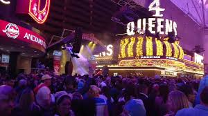 halloween 2016 on fremont street las vegas youtube