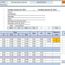 employee schedule template excel and free employee schedule maker