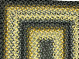 Amish Braided Rugs Home Spice Decor Braided Cotton U0026 Real Wool Rugs