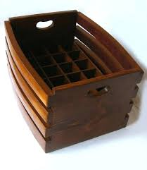 crate wine wine crate mini table crate wine rack diy u2013 pianotiles info