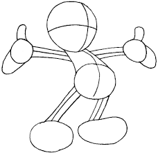 draw mickey mouse easy step step drawing tutorial