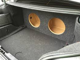 nissan titan sub box custom fitting car and truck subwoofer boxes