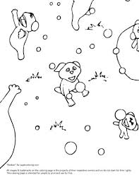 barbaloots coloring page free printable coloring pages
