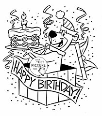 halloween happy birthday pictures coloring pages coloring pages crazy little projects happy