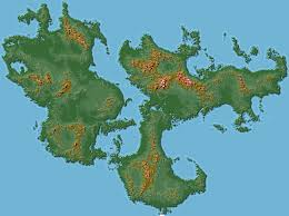 Fantasy Maps Art Dan Reeder U0027s Fantasy Cartography