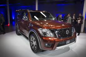 nissan armada review 2017 2017 nissan armada suv lands in chicago