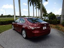 lexus service center west palm beach 2018 new toyota camry xle automatic at royal palm toyota serving