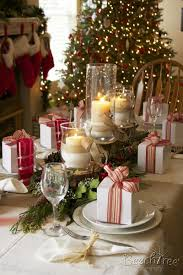 Christmas Table Decor by 40 Christmas Table Decors Ideas To Inspire Your Pinterest
