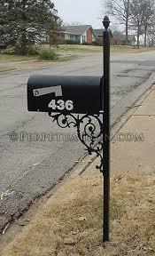 perpetua iron mailbox page