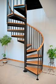 Wooden Spiral Stairs Design Designing A Spiral Staircase For Indoor 109 In Design Plan 10