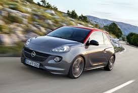 opel chicago opel reveals sporty adam s forbidden fruit