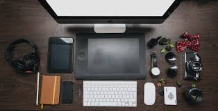 Design Desk by Free Stock Photo Of Apple Computer Designer