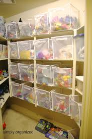 Toy Organization Project Update Organized Toy Bins With Free Labels Simply Organized