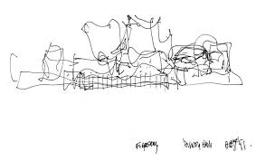 frank gehry sketch art pinterest frank gehry sketches and