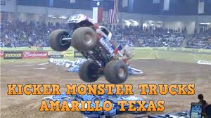 monster truck show amarillo texas kicker monster truck nationals 806 unhinged