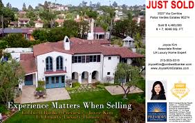 palos verdes luxury homes joyce kim coldwell banker global luxury real estate