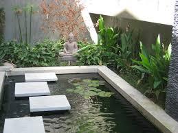 zen garden fountain