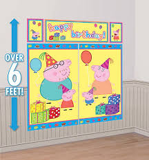 peppa pig decorations peppa pig party supplies peppa pig birthday party city