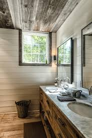 Wood Bathroom Ideas by Beauteous 90 Rustic Bathroom Decorating Inspiration Of 25 Best