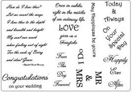 wedding sentiments sentiments stamps creative expressions