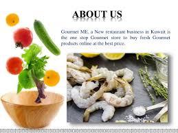 gourmet food online gourmet home food online business service in kuwait