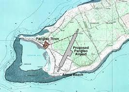 alona resort map proposed panglao international airport makes no sense
